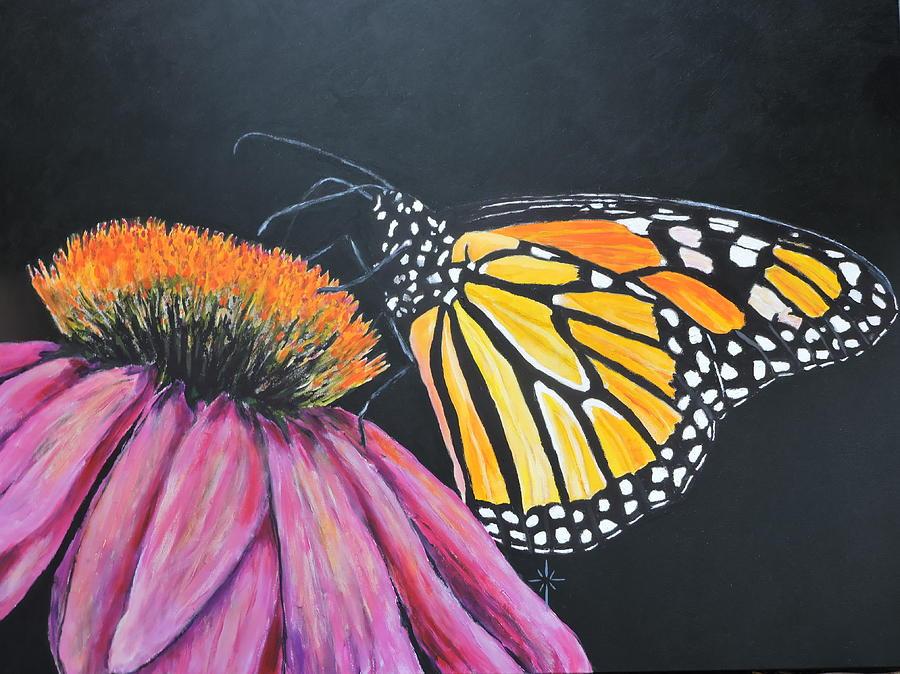 Monarch by Jodie Marie Anne Richardson Traugott          aka jm-ART