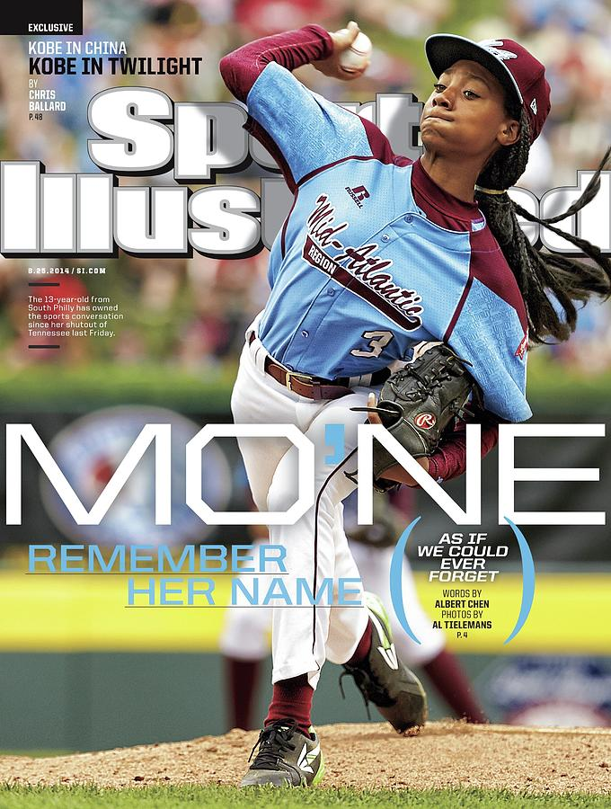 Mone Remember Her Name as If We Could Ever Forget Sports Illustrated Cover Photograph by Sports Illustrated
