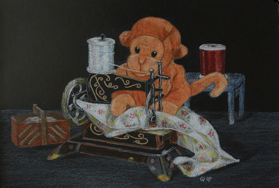 Mrs. Monkey Sews by Quwatha Valentine