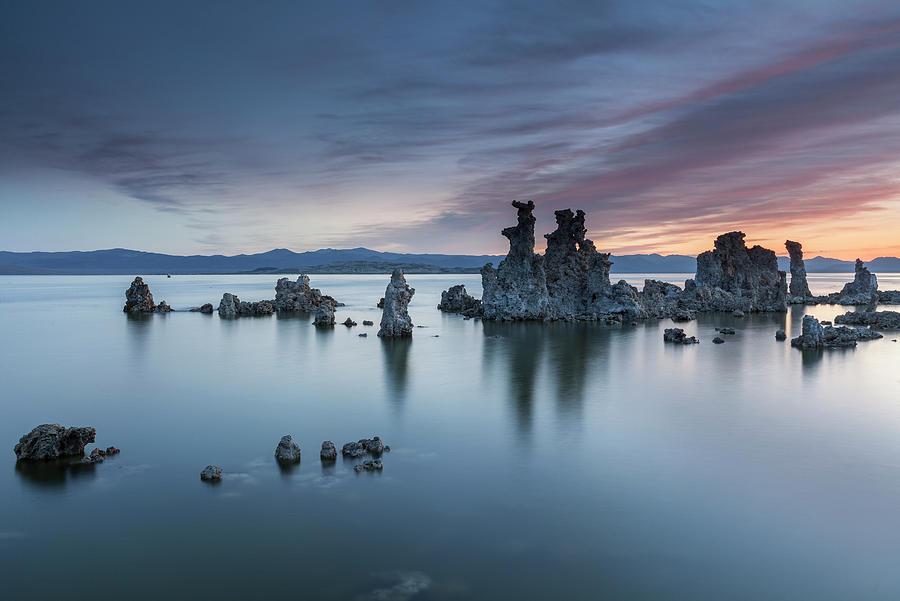 Mono Lake Photograph by Henryk Welle