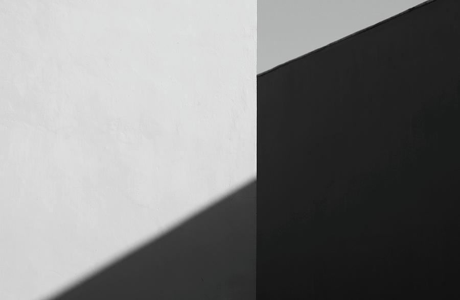 Monochrome Lines  by Prakash Ghai