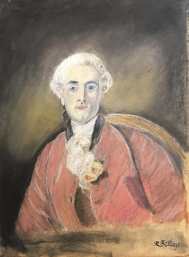 Monsieur Olivier Journu by Richard Le Page