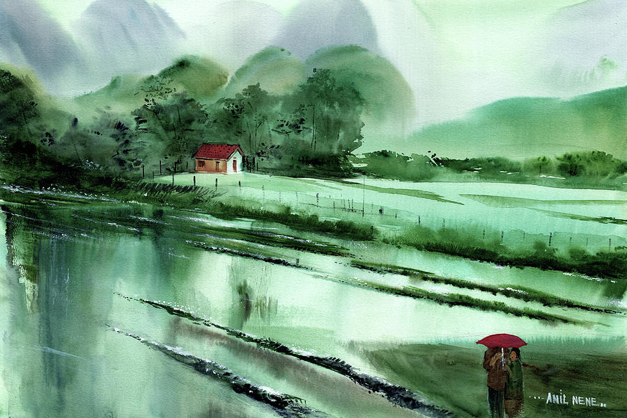 Monsoon 2019 - 1 Painting