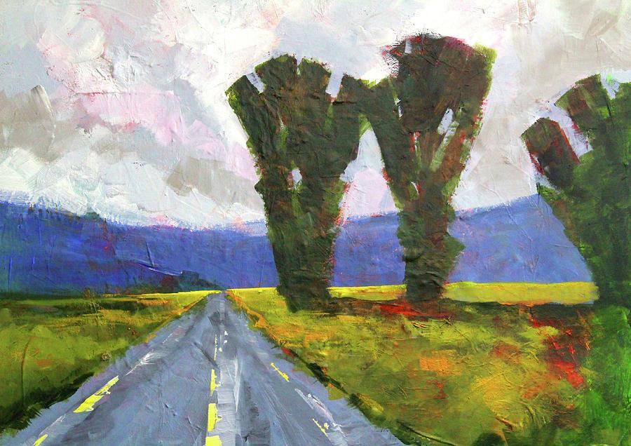 Montana Clouds by Nancy Merkle