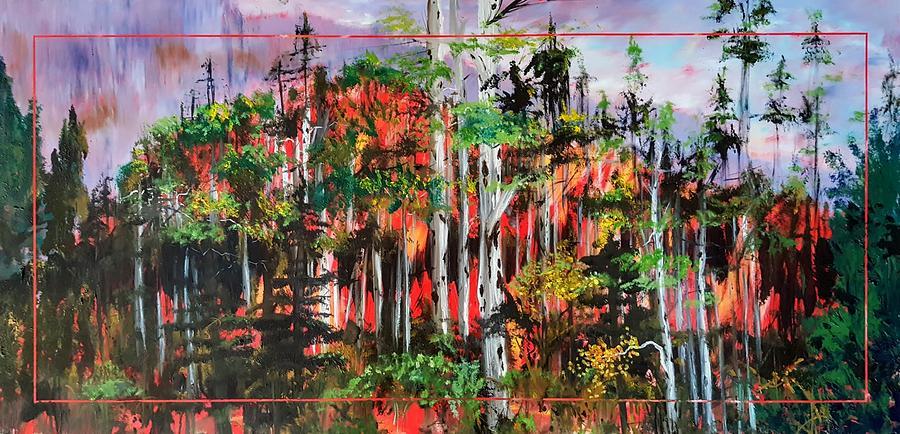 Montana Forest Harding Way          63 by Cheryl Nancy Ann Gordon