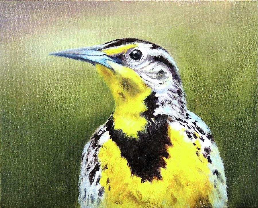 Montana Meadowlark by Marsha Karle