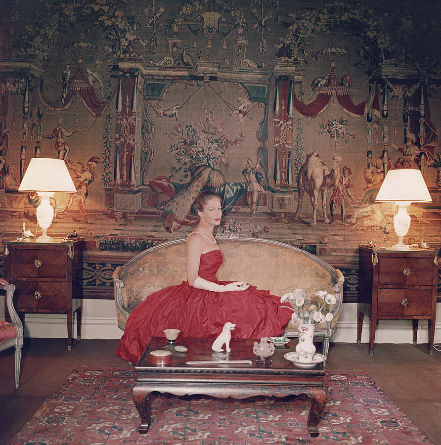 Montesquiou-fezensac Photograph by Slim Aarons