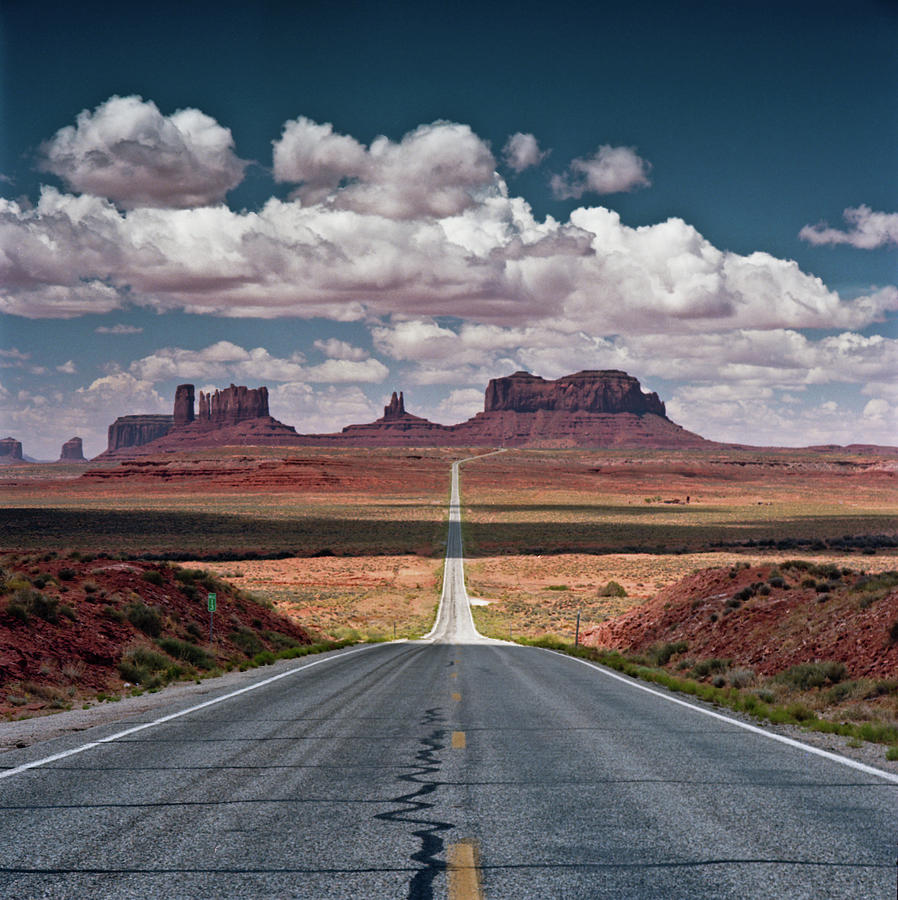 Monument Valley Photograph by Brusselsimages