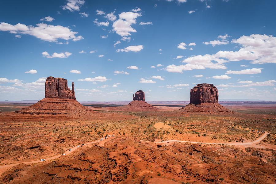 Monument Valley by Michelle McConnell