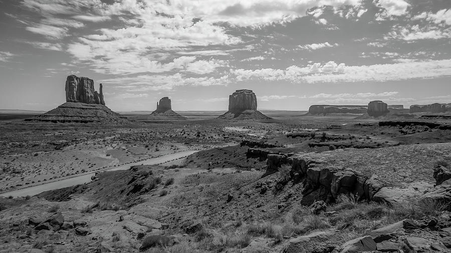 Monument Valley View by Michael Monahan