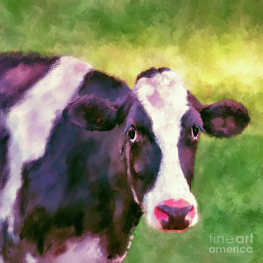 Moo Cow by Lois Bryan
