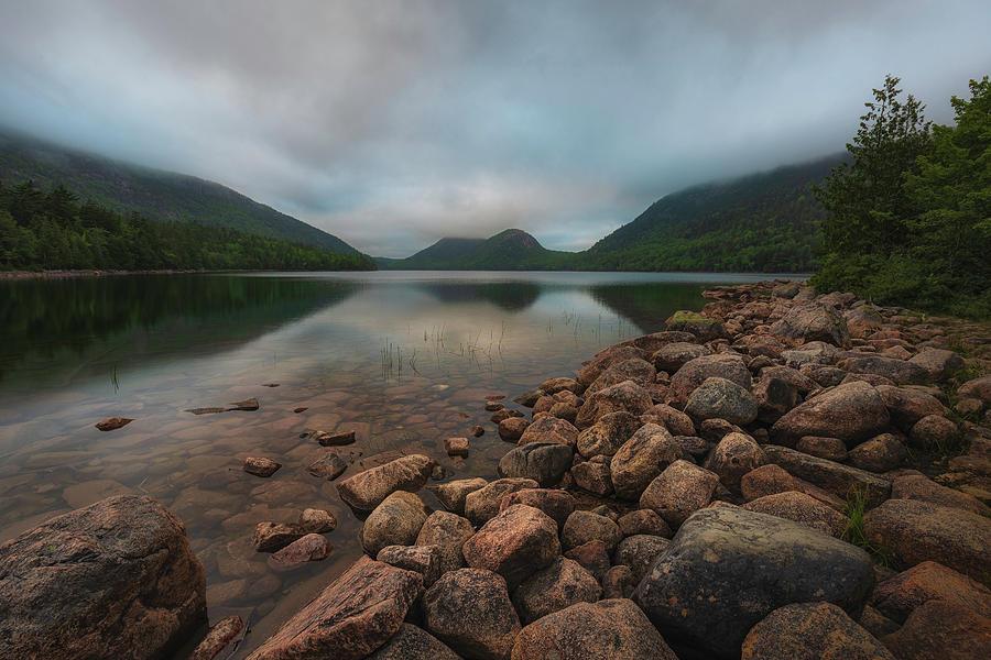 Mood Of Maine by Robert Fawcett