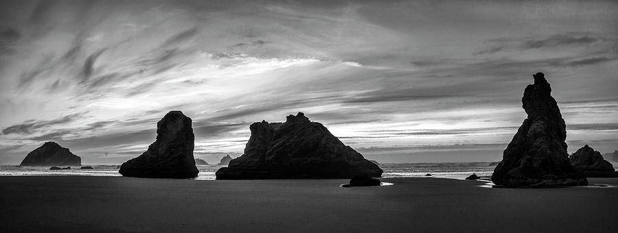 Moody Bandon Beach  by Steven Clark