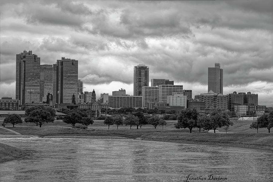Moody Fort Worth by Jonathan Davison