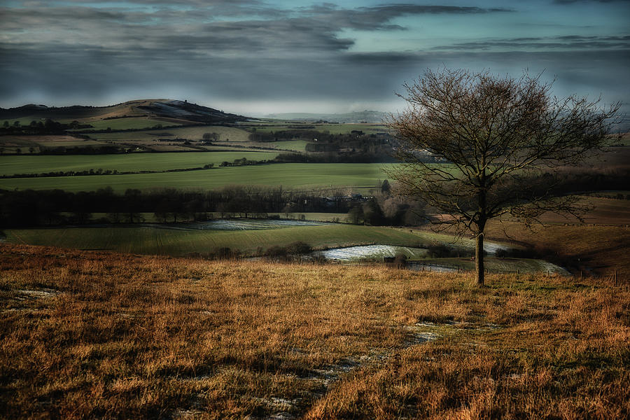 Moody landscape by Chris Boulton