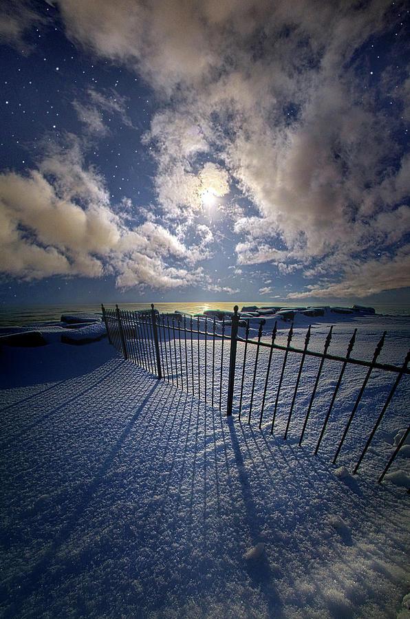 Moon Shine by Phil Koch