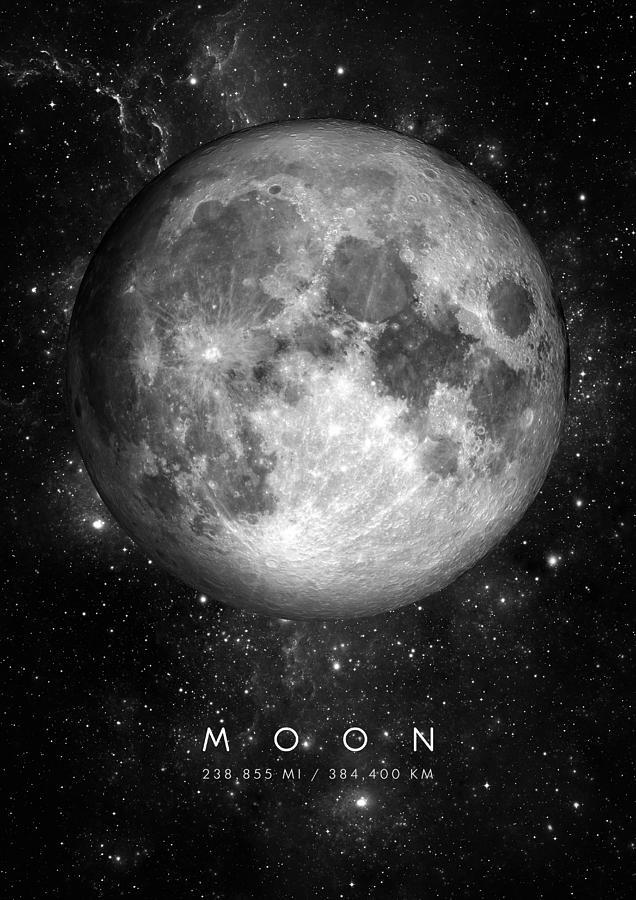 Moon by Zapista Zapista