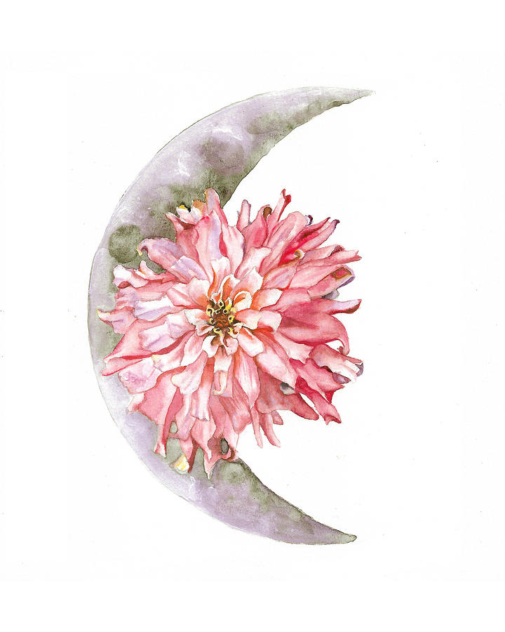 Moonflower by Brittany Bert Selfe