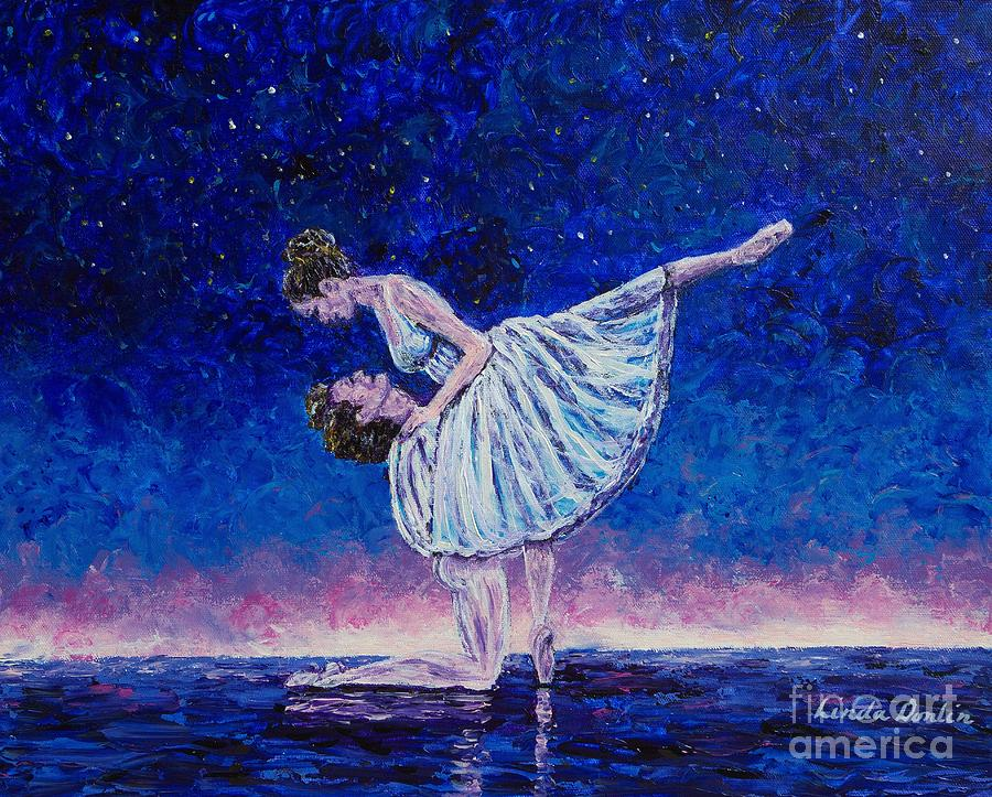 Moonlight Pas de Deux by Linda Donlin