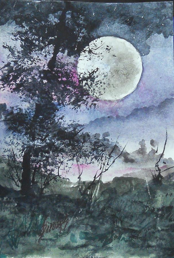 Moonlight by Sam Sidders