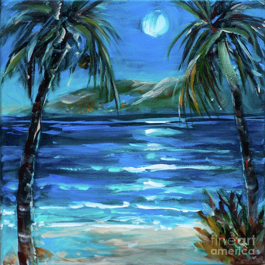 Moonlit Bay by Linda Olsen