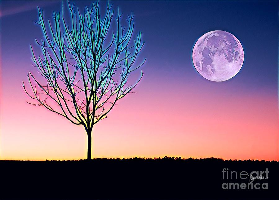 Moonrise by Denise Railey