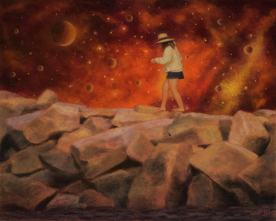 Moonwalk by Jeff Gettis