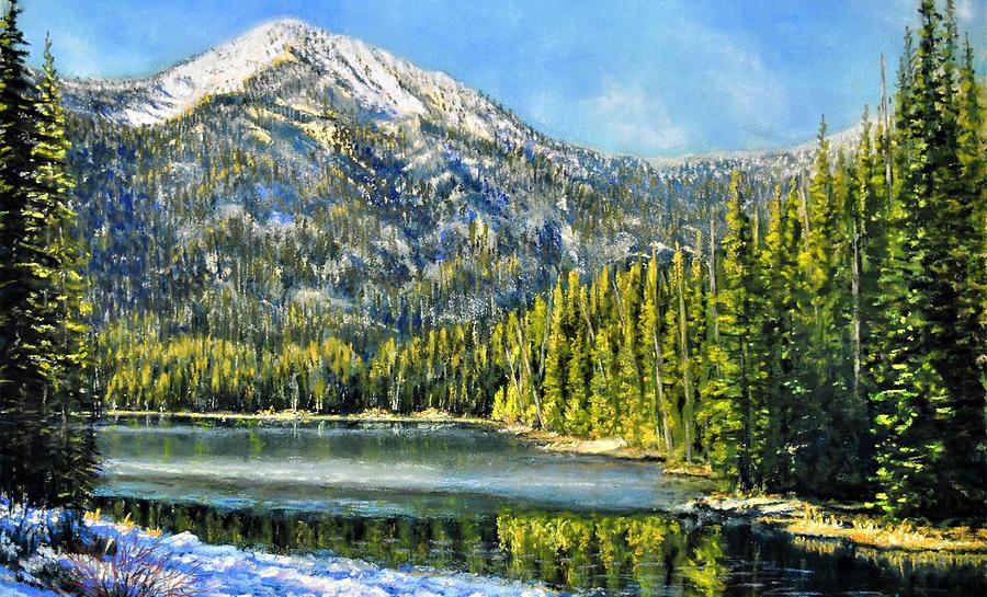 Moose Lake by Lee Tisch Bialczak