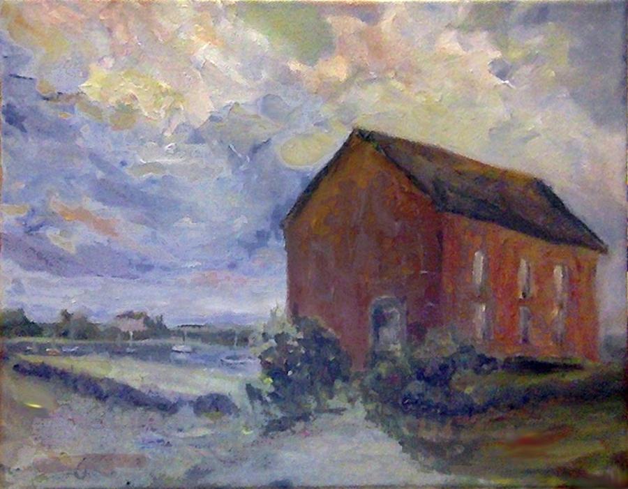 Mordreuc Mill by Sandra Nardone
