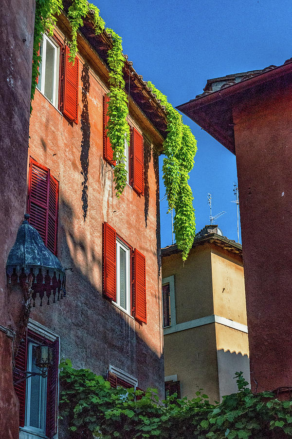 Italia Photograph - More Corners by Joseph Yarbrough