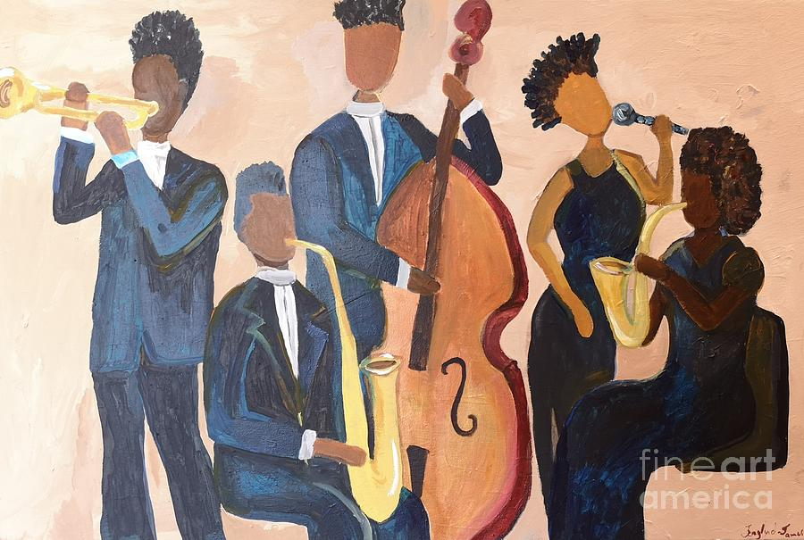 More Jazz by Jennylynd James
