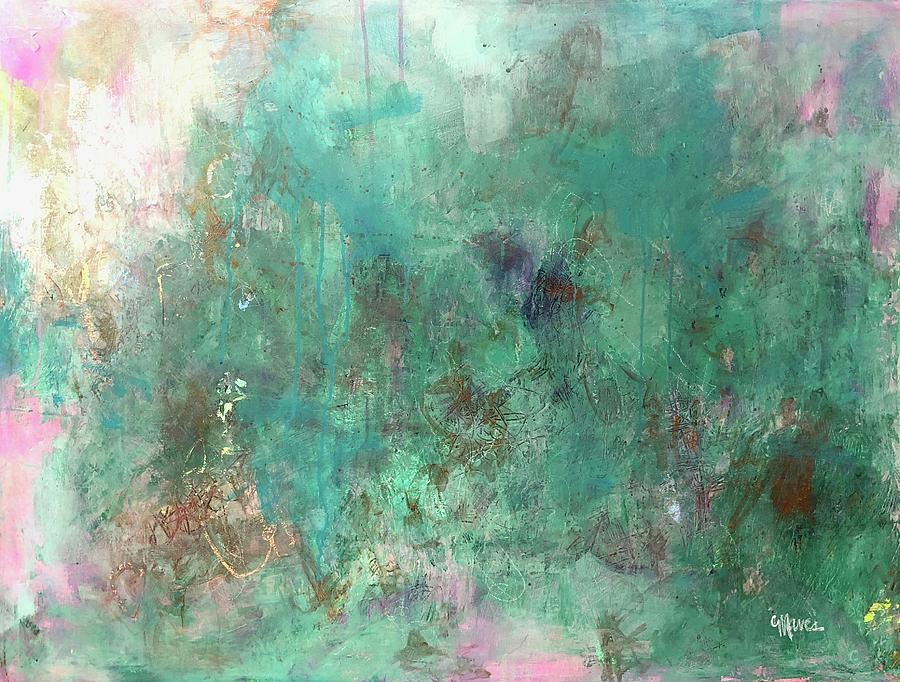 More on the Subject of Reflection by Laurie Maves ART