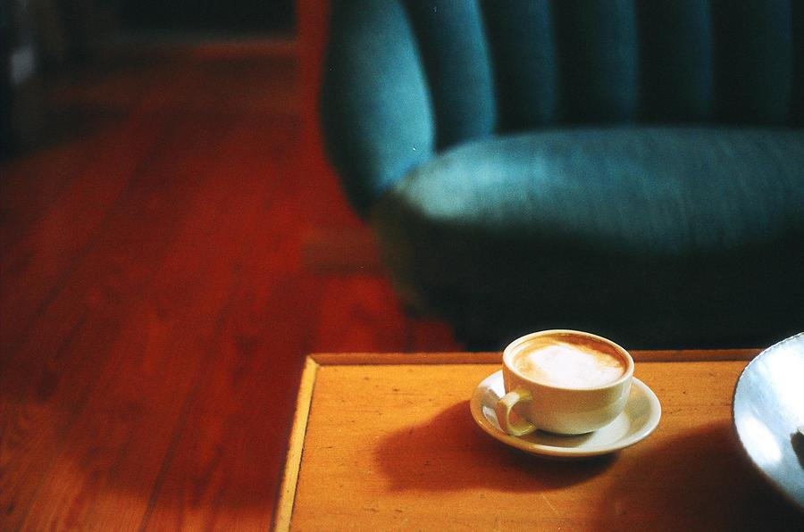 Morning Cappuccino Photograph by Feng Zhao