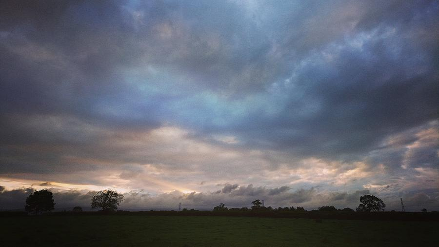 Morning Clouds by Samuel Pye