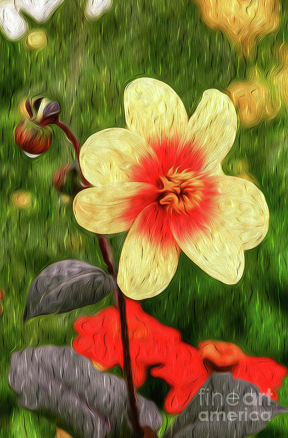 Morning Dew II Digital Art by Kenneth Montgomery