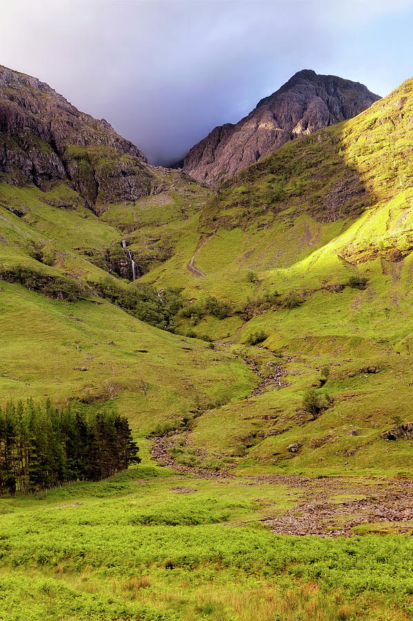 A Glen Coe Morning - Bidean nam Bian - Scotland by Jason Politte