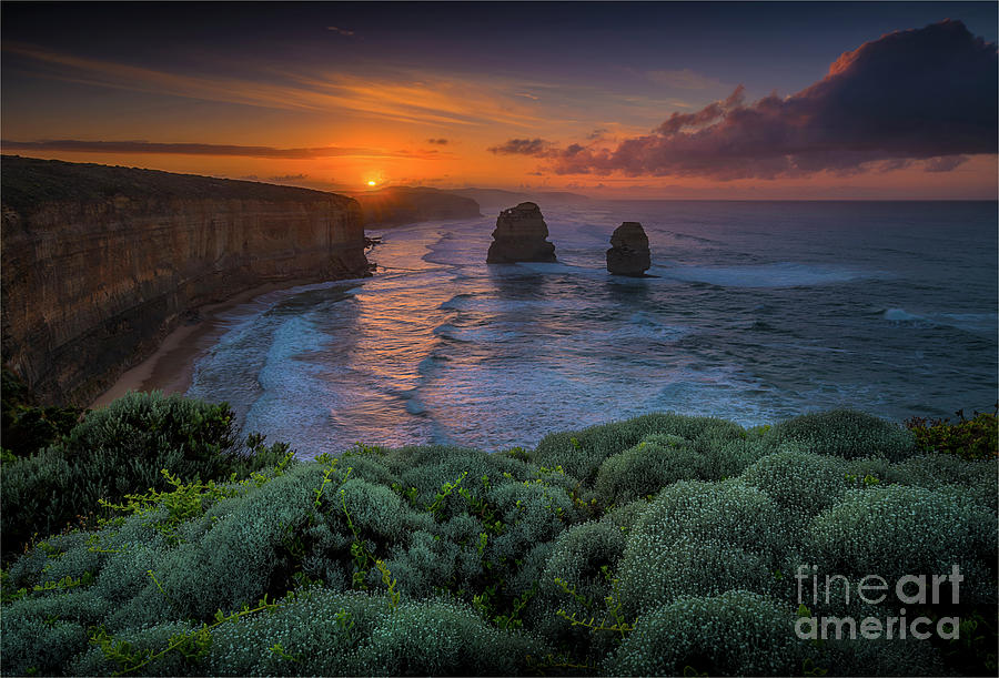 Morning Light Just After Dawn Photograph by Southern Lightscapes-australia