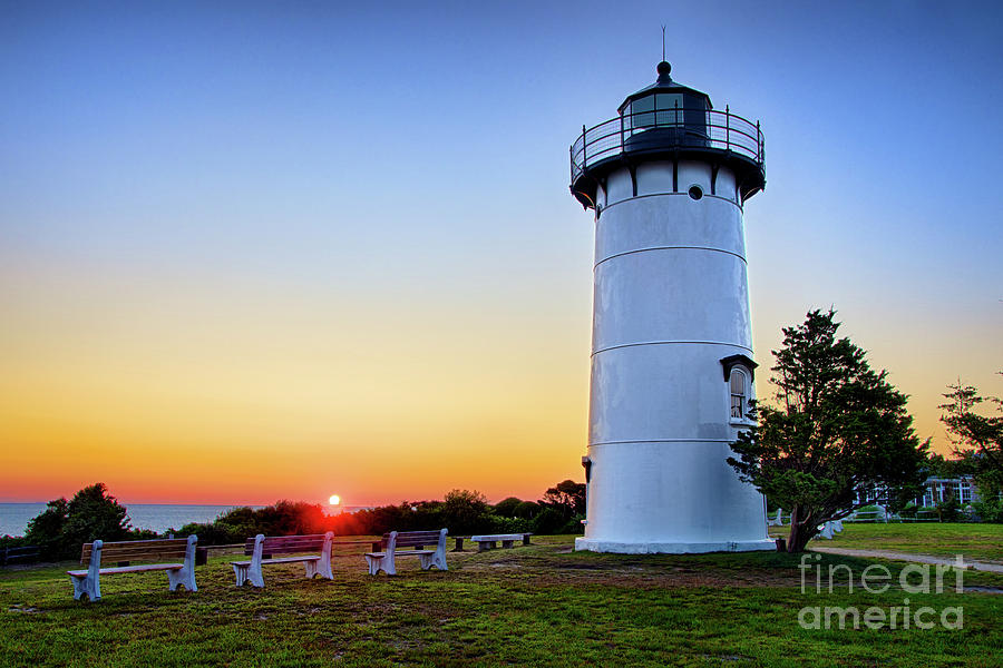 Morning on Martha's Vineyard by Mark Miller