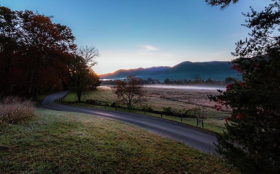 Morning Peace by Douglas Tate