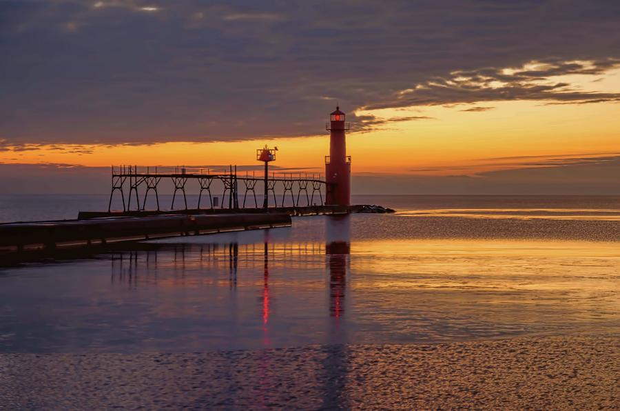 Morning reflections by Patti Raine