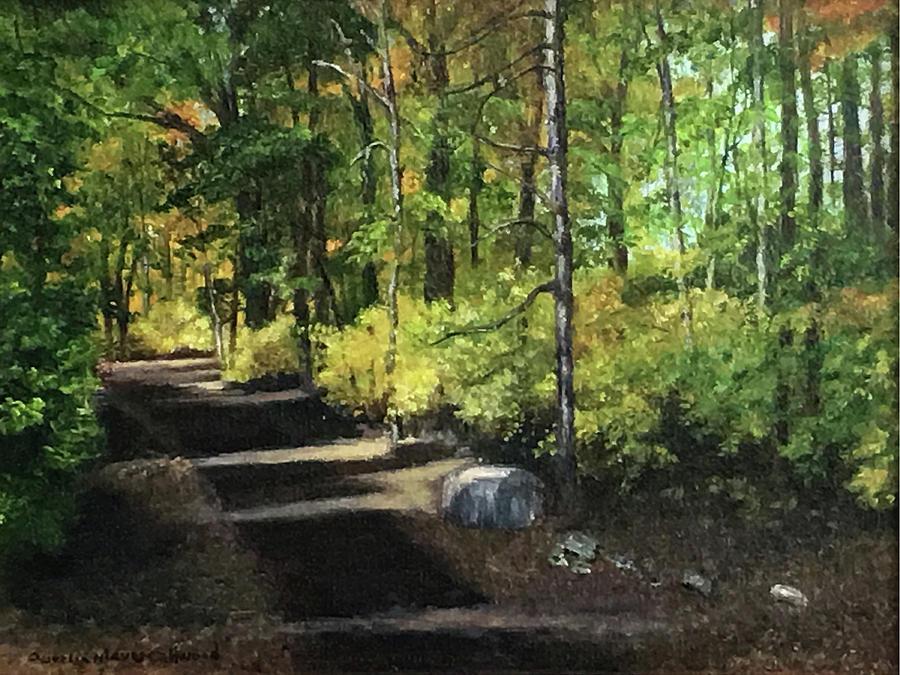 Morning Shadows by Aurelia Nieves-Callwood