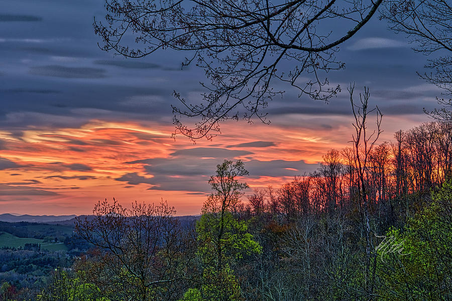 Morning Sunrise by Meta Gatschenberger