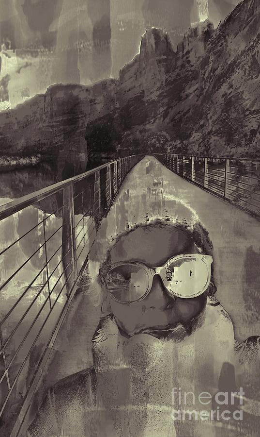 Morning Walk in Moab by Marcia Lee Jones