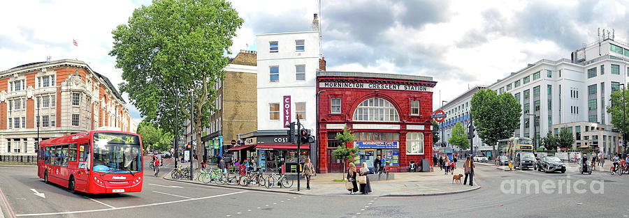 Mornington Crescent London Photograph