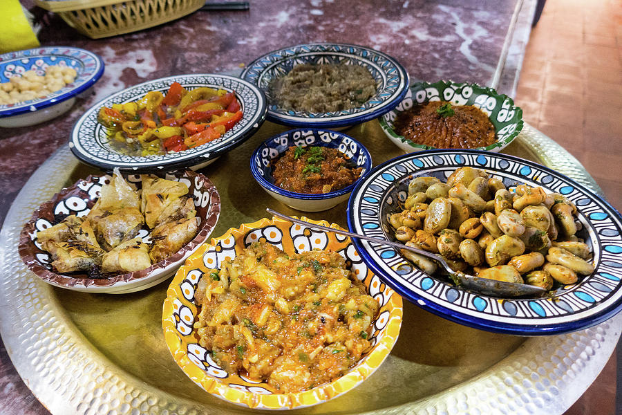 Moroccan Cooking School by Photos By Pharos