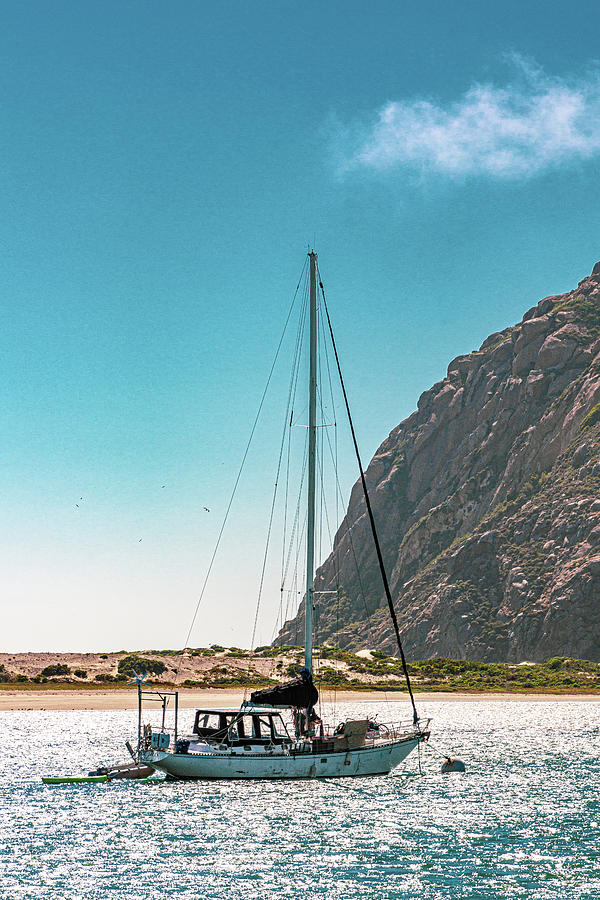 Morro Bay by Donald Pash