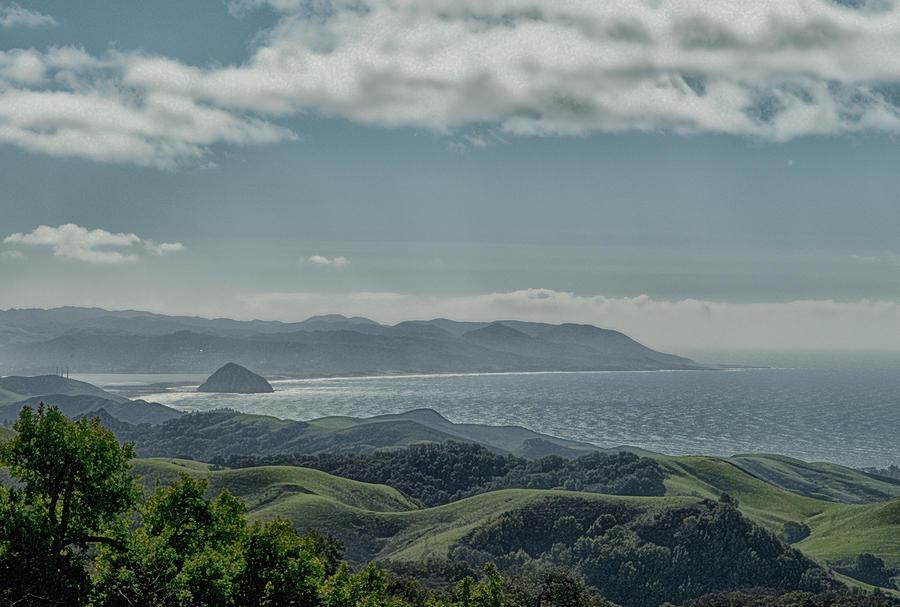Morro Rock by Tom Kelly