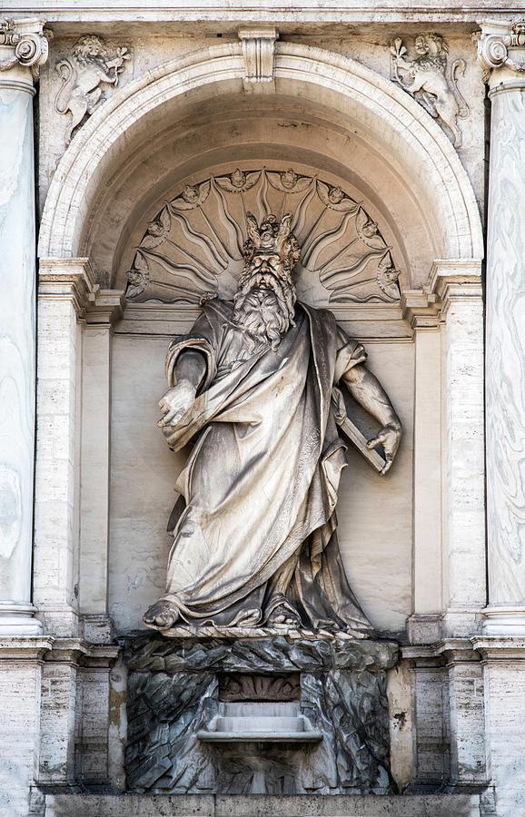 Moses by Jaroslaw Blaminsky