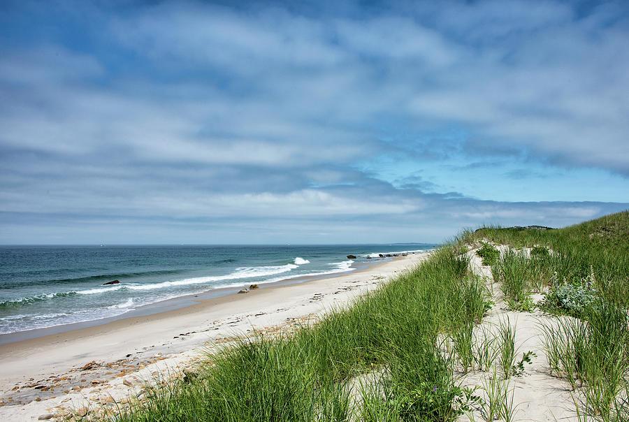 Moshup Beach, Aquinnah Marthas Vineyard from Vineyard