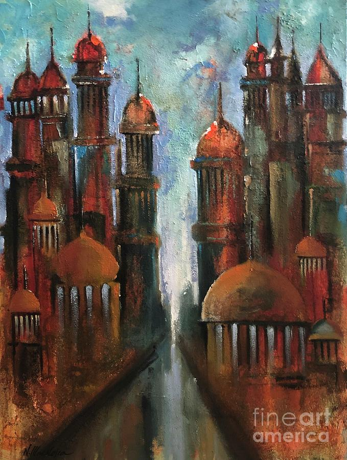 Mosque-5 by Nizar MacNojia